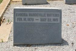 Eugenia Mandeville Watkins